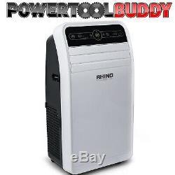 Rhino AC9000 Portable Air Con Unit Conditioner Fan 9000 BTU Rhino Conditioning