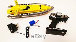SALE Remote Radio Control RC Lightning High Speed Racing Boat RTR SPECIAL OFFER