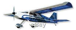 SIG Kadet Senior Sport RC Remote Control Trainer Airplane ARF Blue SIGRC96EGARFB