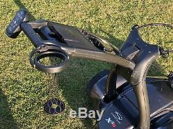 Stewart Golf X3R Remote Controlled Electric Golf Trolley