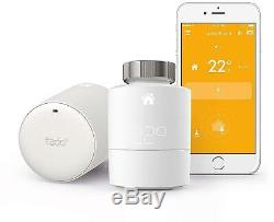 Tado Smart Radiator Thermostat Horizontal Starter Kit V3 With 2 Smart Tado TRVs