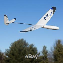 UMX Whipit Whip It DLG BNF Basic Discus Launch RC Remote Control Glider EFLU3150