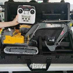 VOLVO New Arrival E010/593 114 RC Excavator 2.4G Remote Control Dump Truck