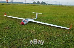Volantex ASW28 V2 2.6m RC Remote Control Drone Sailplane Glider Plane Airplane