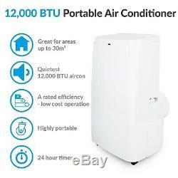 12000 Btu Silencieux Portable Climatiseur Mobile Climatiseur Et Déshumidificateur