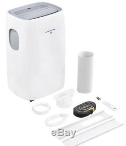 14000 Btu Climatiseur Portable, 11000 Btu Pompe À Chaleur + Fenêtre / Mur Kit