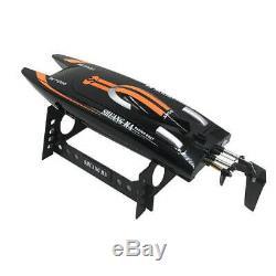 2.4g Télécommande Double Cheval 7014 Haute Vitesse Bateau Rc Racing Jouets Skytech Rtr