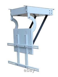 32-70 Dans Le Support De Support De Support De Plafond De Tv LCD Ascenseur Électrique De Télécommande Turner Stander