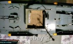 3 Pieds Brave Border Mtb Modèle Bateau Wireless Remote Control, 2 Arbres 2 Gouvernails