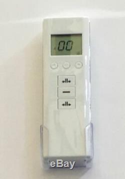 3m (118) Télécommande Pistes Rideau Motorisé Avec Minuterie (rideaux Électriques)