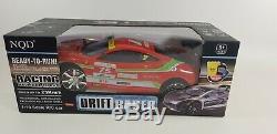 4 Roues Motrices 1/10 Radio Télécommande Universelle Rapide Speed drift King Car Garçons Noël Jouet Au Royaume-uni