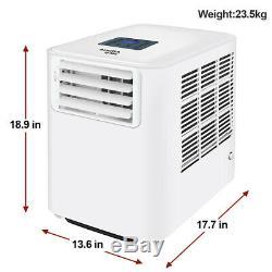 4in1 Climatiseur Unité Portable Conditionnement 9000btu 2.6kw 3 Vitesse Cooler