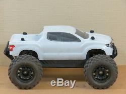 4x4 Proline Pro-mt À Distance Camion De Contrôle, Hobbywing 2600kv Brushless, Blanc