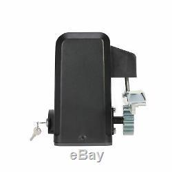 600kg Électrique Automatique Grilles Coulissantes Kit Lite Porte À Distance Porte-bagages De Contrôle