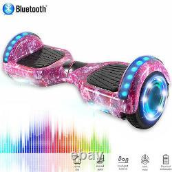 6,5 Pouces Auto Équilibrage Conseil Scooter Électrique Bluetooth + Sac + Télécommande