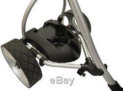 Aluminium Encadrée De Golf Électrique Chariot Numérique De Luxe Panier Sac Batterie
