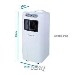Amcor 10000 Btu Slimline Portable Climatiseur Mobile Air Unité De Conditionnement