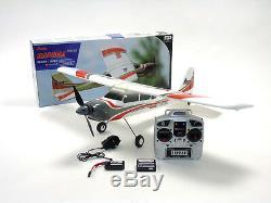 Ares Gamma R / C Cessna Télécommande Modèle Radio Starter Trainer Avion Complet