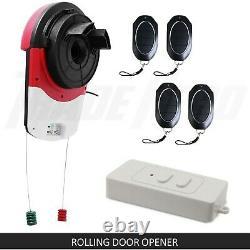 Automatic Roller Door Opener Garage Puissant 1000n Motor Garage 22m² Rolling Oz