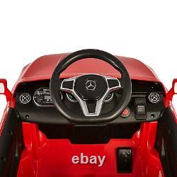 Batterie De Télécommande Électrique De Voiture Électrique Sous Licence De Voiture 12v Mercedes