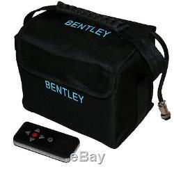Bentley À Distance Chariot De Golf Électrique De Commande Avec Chargeur Caddy 200w 36 Trous
