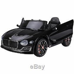 Bentley Kid Électrique Sous Licence Ride-sur Les Moteurs De Voitures Jumelles De Contrôle Parental À Distance