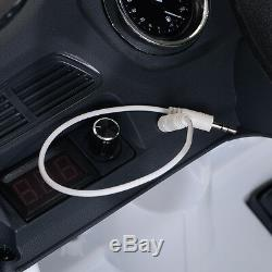 Bmw X6 Kids Ride On Car 12v Batterie Électrique Télécommande Enfants Jouets Voiture Rc