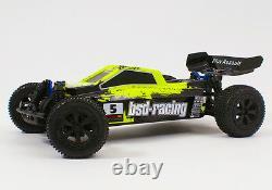 Bsd Racing Flux Assault V2 Rc Buggy 4wd 1/10 Échelle Radio Télécommande Voiture
