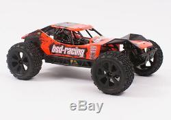 Bsd Racing Premier Desert Assault Rc 1/10 4rm Télécommande Dune Buggy