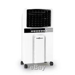 Chambre Portable Air Cooler Climatisation 4in1 Ventilateur 6 L 65 W Ioniseur Humidifier Blanc