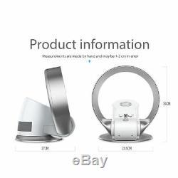 Climatisation Ventilateur De Refroidissement À Distance Bladeless Ventilateur Shake Control Wall-mounted Nouveau