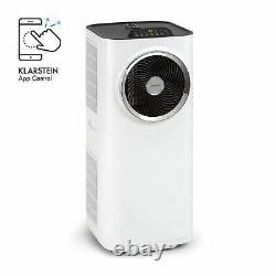Climatiseur Portable Conditioning Unit 10000btu Télécommande Blanche