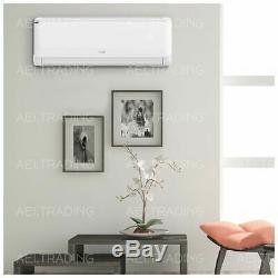 Climatiseur Sans Conduit De 12 000 Btu, Mini Split 110v De Pompe À Chaleur Withkit & Wifi
