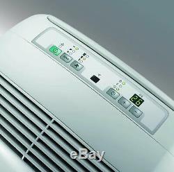 Delonghi Pac N82 Eco Unité De Climatisation Portable Ventilateur De Conditionnement Neuf
