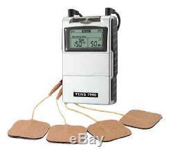 Des Dizaines Unité De Massage Électrique Machine Pulse Muscle Therapy Stimulateur Soulagement De La Douleur