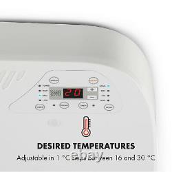 Déshumidificateur De Ventilateur De Voiture De Fourgonnette De Refroidisseur D'air De Climatisation À Distance