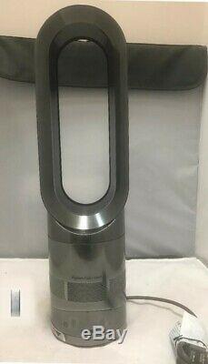 Dyson Am05 Hot + Cool De Chauffage / Table Bladeless Ventilateur Noir / Chrome IL / Rt6-13929