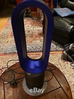 Dyson Am05 Radiateur Soufflant Chaud / Froid, Fer / Bleu