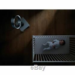 Dyson Am06, Ventilateur De Bureau Blanc Et Argent 12 Pouces (sans Télécommande)