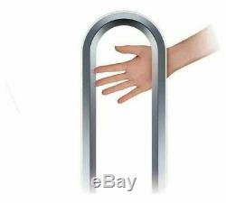 Dyson Am07 Ventilateur Tour Cool Blanc / Argent Avec 12 Mois De Garantie