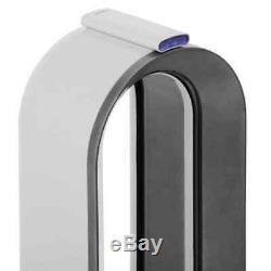 Dyson Am09 Radiateur Soufflant Chaud / Froid 2000 Watt Blanc / Nickel Garantie 2 Ans Nouveau