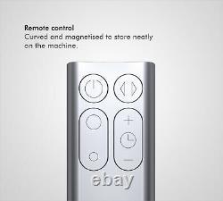 Dyson Cool Am07 Tower Fan Blanc /argent 1 An Garantie