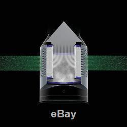 Dyson Hot + Hp02 Pur Rafraîchissez Lien Connected Purificateur D'air, Chauffage Et Ventilateur New