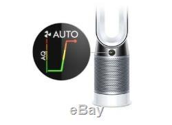 Dyson Pur Hot + Cool Fan Hepa Purificateur D'air Hp04 2 Ans Garantie Du Fabricant