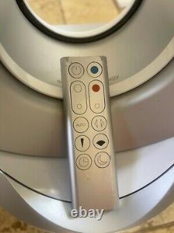 Dyson Pure Hot+cool Link Purificateur D'air Heater & Ventilateur Blanc/argent