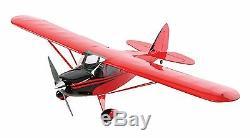 Eflite E-flite Pa20 Pa20 Pacer 10e Rc Télécommande Avion Balsa Arf Efl2790