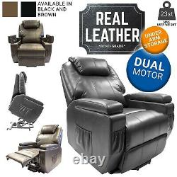 Fauteuil Inclinable Dorchester Rise And Recline Chair Dual Motor Electric Riser