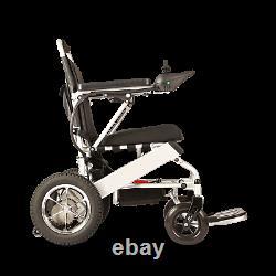 Fild Et Travel Fauteuil Roulant Électrique Power Wheel Mobilité Légère
