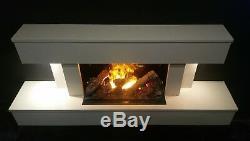 Foyer Électrique En Marbre De Californie Dimplex Opti Myst