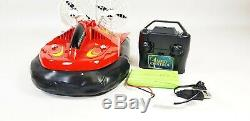 Furtivité Shark Rc Super Hovercraft Radio Télécommande Rc Speed boat Jouets Cadeau